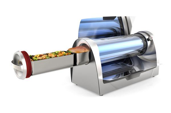 GoSun Grill – solární gril, pec