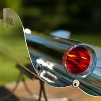 Solární vařič GoSun Sport – detail trubice