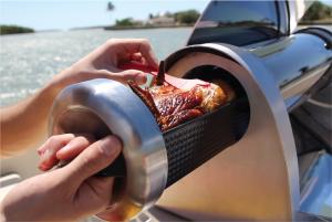 GoSun Grill - solární grilování kuřete
