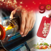 Vánoční nabídka solárního grilu GoSun Sport, VÝRAZNÁ SLEVA! + dárek