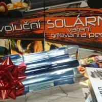 Sluneční vařič – jeden ze způsobů, jak být ekologický a naprosto šetrný k přírodě