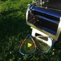 GoSun Grill – sluneční grilování na zahradě