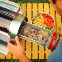 Solární gril a pec GoSun Grill