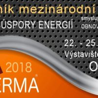 22.–25. 1. 2018 se zúčastníme 25. ročníku veletrhu InfoTherma 2018 – Ostrava, Černá louka