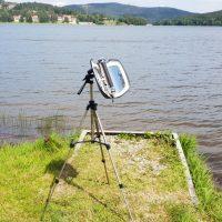 GoSun Go – možné využití uchycení grilu přes stativ fotoaparátu