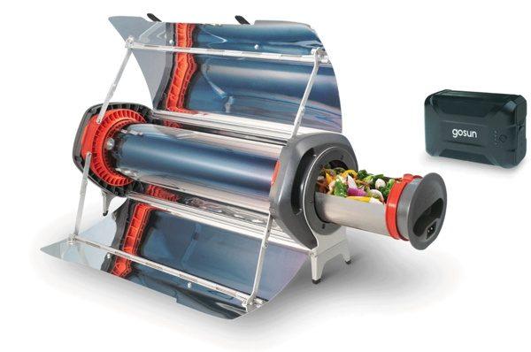 GoSun Fusion Hybrid + Powerbank