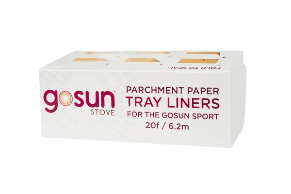 GoSun Sport pečicí papír
